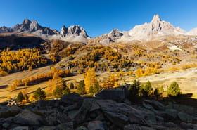 La beauté des montagnes de France