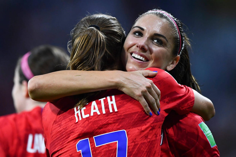 Coupe du monde f minine 2019 la finale ce dimanche les - Coupe du monde de football feminin ...