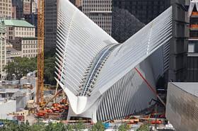 World Trade Center : visitez la gare la plus chère du monde