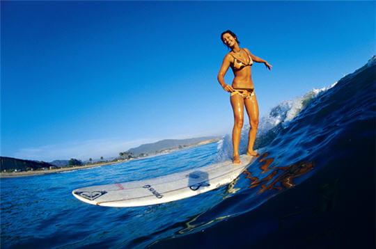 Roxy Jam Biarritz : le surf au féminin