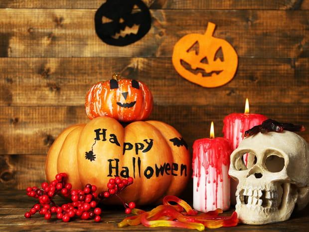 Nos idées déco spécial Halloween repérées sur Pinterest