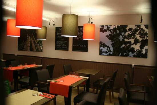 Restaurant L'Arôme  - Salle 1 -   © Marc POLYTE