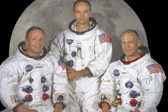 Premiers hommes sur la Lune