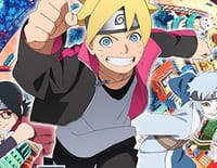 Boruto: Naruto Next Generations : L'ombre de Sasuke