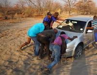Les routes de l'impossible : Botswana, sauve qui peut