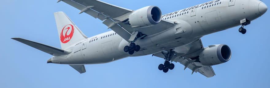 Japan Airlines: un pilote ivre placé en détention, la compagnie s'excuse