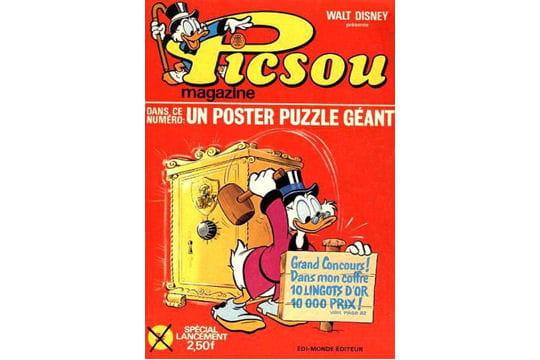 Picsou magazine fête ses 40ans