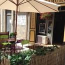Restaurant : L'Auberge  - Terrasse estivale -