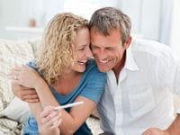55% des hommes sont agréablement surpris en apprenant qu'ils vont être pères.