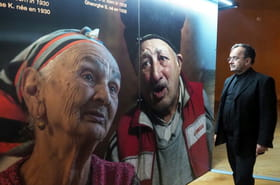 A Rivesaltes, ranimer la mémoire de l'extermination des Roms