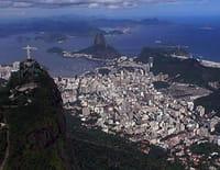 Le Brésil par la côte : Le Sud