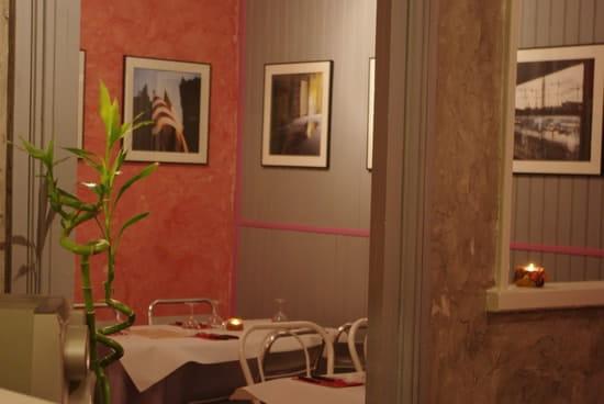 Pizzeria du Pradeau  - salle 1 et 2 -   © anne-marie