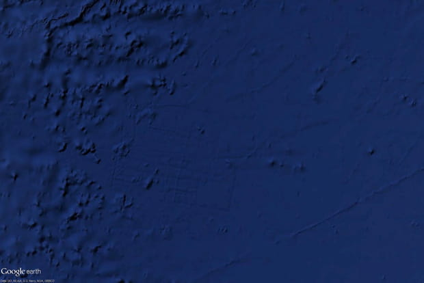 L'Atlantide retrouvée ?