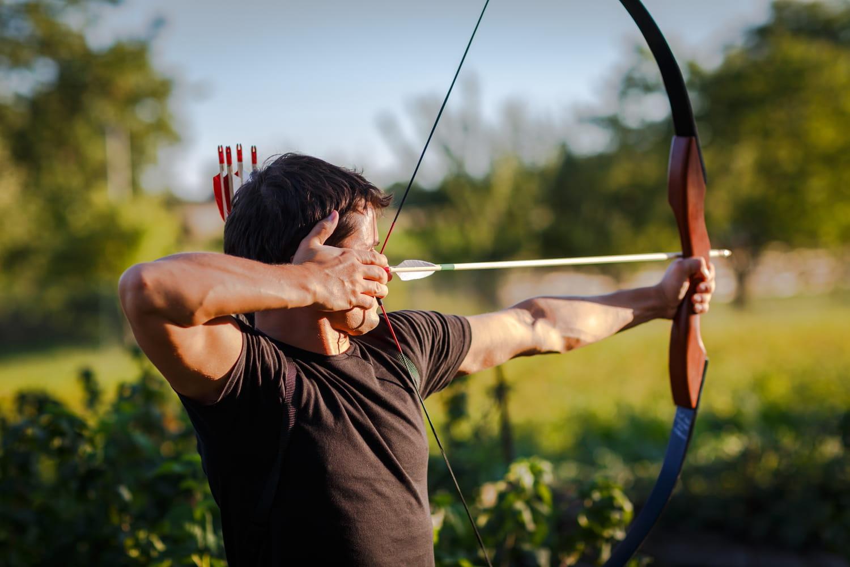 Meilleur arc: à poulie, de chasse... Bien choisir son arc et ses flèches