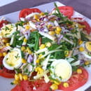 Palm Café  - salade du chef -