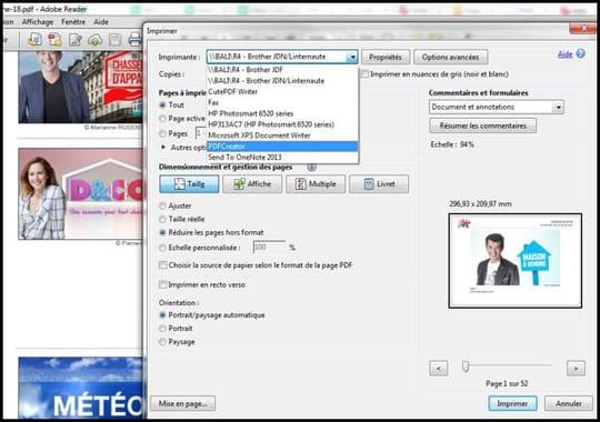Comment convertir un PDF en fichier image: jpeg, gif, png...?