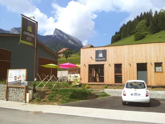 Oréade Restaurant  - Centre -