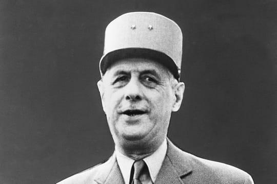 Charles de Gaulle: biographie du résistant, général et Président