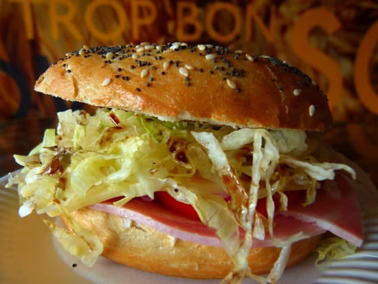 Bagel Store  - Bagel Frenchy -   © Bagel Store