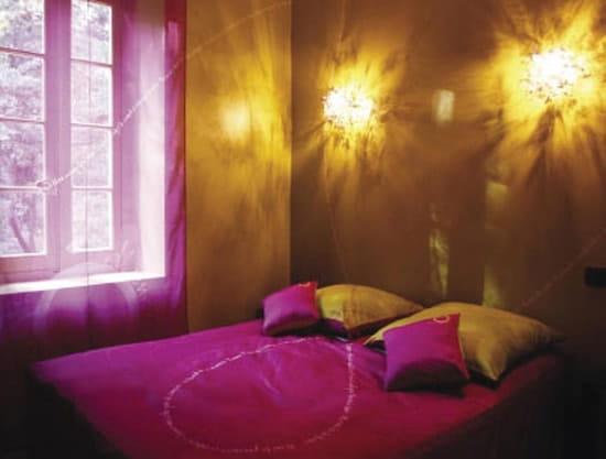 Le Manoir de Courbessac  - une des 4 chambres d hotes -   © Ben Colibri
