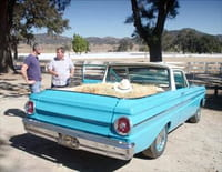 Occasions à saisir : Ford Ranchero