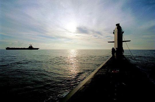 L'équipage des sous-marins d'attaque