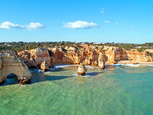 Les 20trésors de l'Algarve