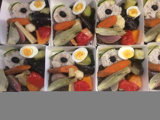 La Boîte À Dejeuner Resto Urbain