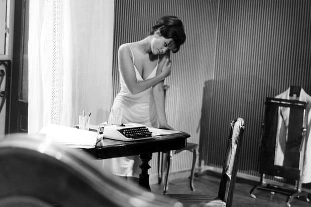 Claudia Cardinale dans Huit et demi en 1963