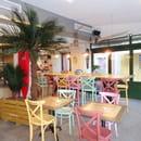 Globe Trotter's Café  - Intérieur -