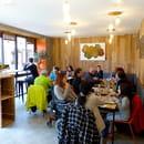 , Restaurant : D'icidelà  - Intérieur -   © Julie Balcazar