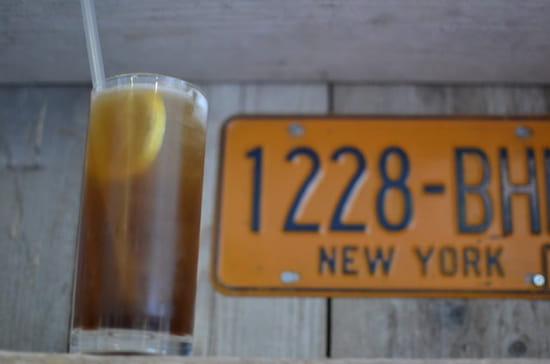 Boisson : Midtown  - Long island iced tea -