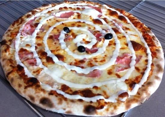 Chez Ambre et Michel  - Pizza craba e meù -   © Ambre vayssiere