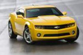 Nouvelle Chevrolet Camaro SS