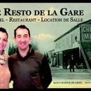 Le Resto/Hôtel de la Gare