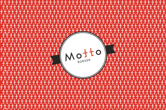 , Restaurant : Motto Burger   © Motto Burger