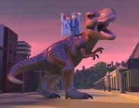 LEGO Jurassic World : L'attraction secrète / L'expo secrète
