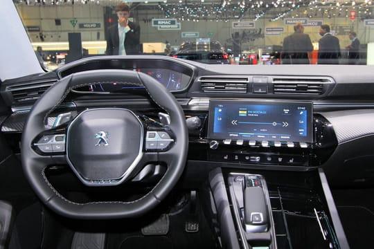 Peugeot 508: 1er avis sur la nouvelle 508[photos, prix First Edition]