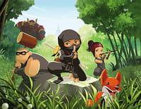 Mini ninjas : Pandakuji