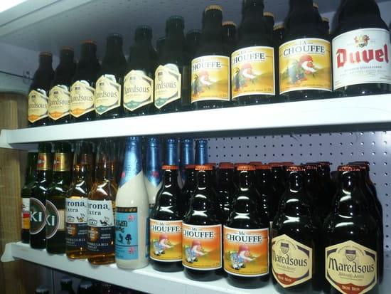 La Cave  - La Cave à vins et bières, restaurant et pizzeri -
