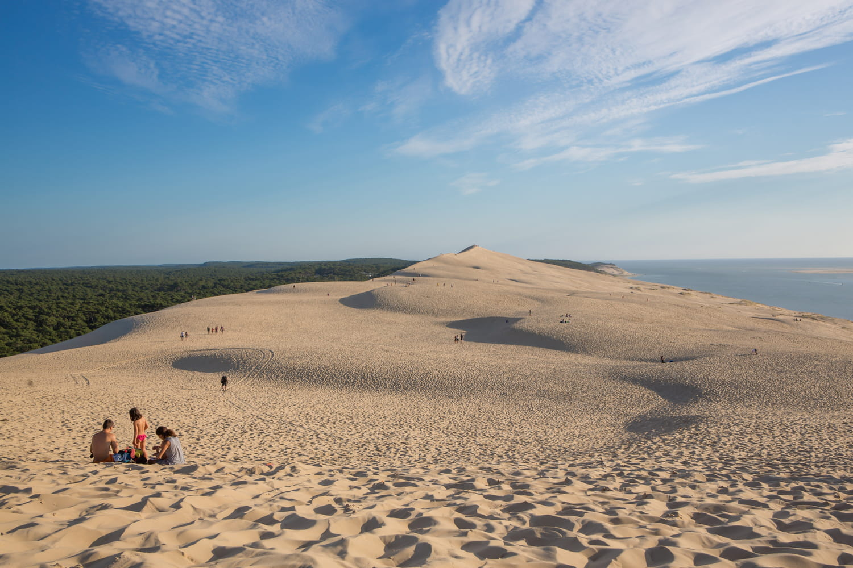 Dune du Pilat: quelle hauteur et comment y accéder?