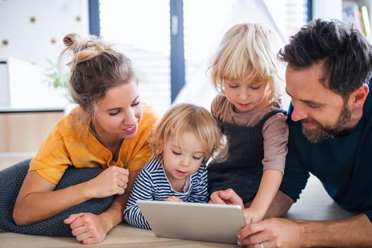 Quotient familial2021: CAF, calcul et plafonnement