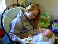16 ans et enceinte : Lori
