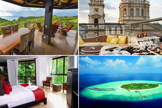 Les meilleurs hôtels du monde: le classement 2017