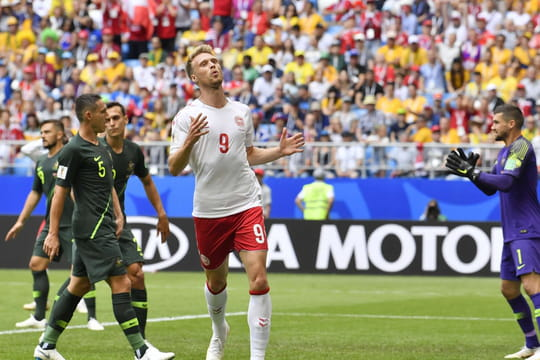 Danemark - Australie: le Danemark accroché, le résumé du match