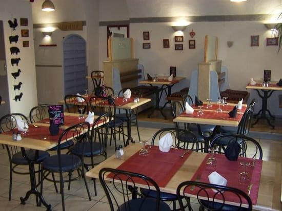 L'Envers  - Salle du restaurant -