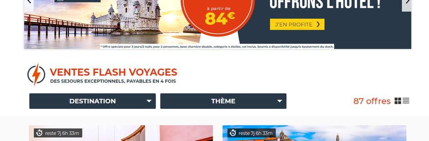 Cdiscount Voyages: offres, prix... Est-ce moins cher qu'ailleurs?