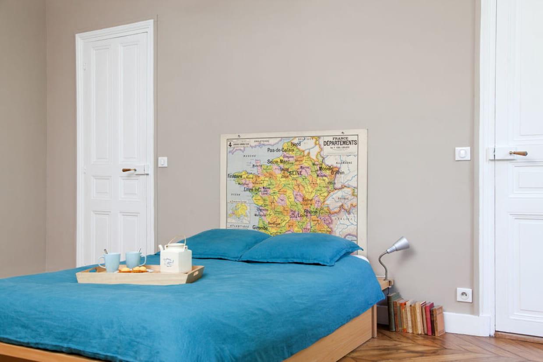 #207898 La Chambre Parentale 2229 peinture chambre parentale taupe 1240x827 px @ aertt.com