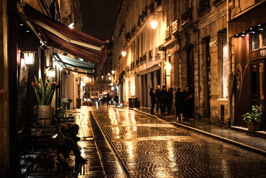 Restaurant : Le Tir Bouchon Montorgueil  - rue -   © Copyright*
