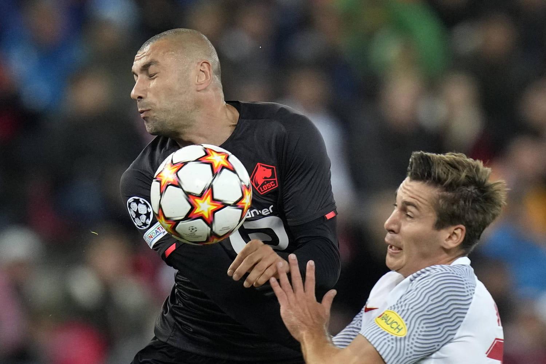 Ligue des Champions: Lille en danger au classement, tous les résultats